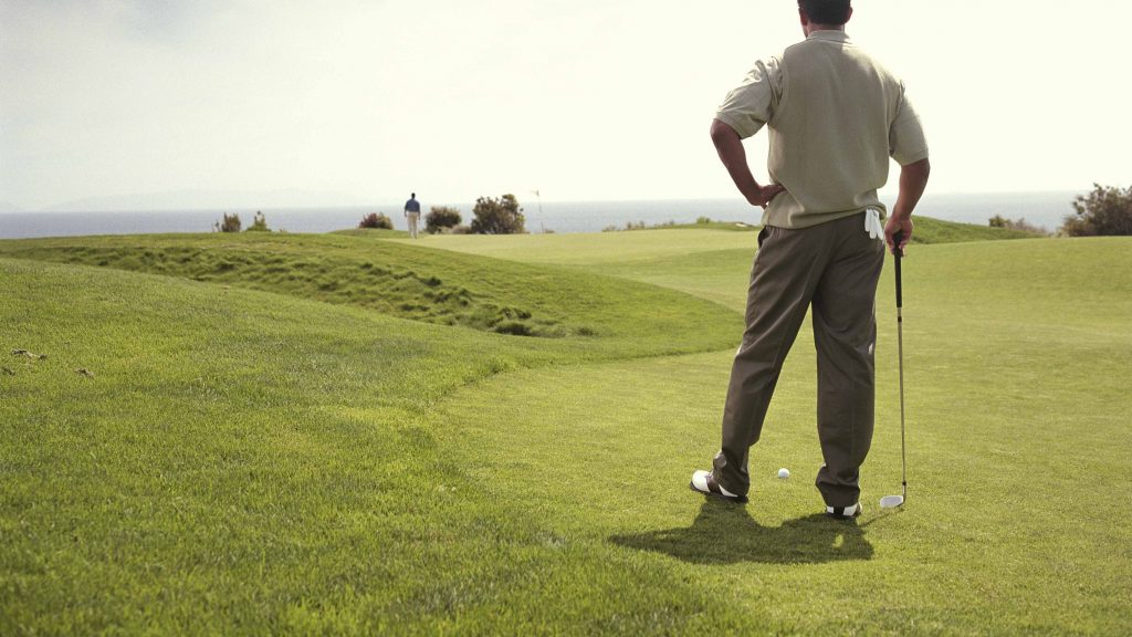 Beware the most annoying golfers at your club – the 'teapots'