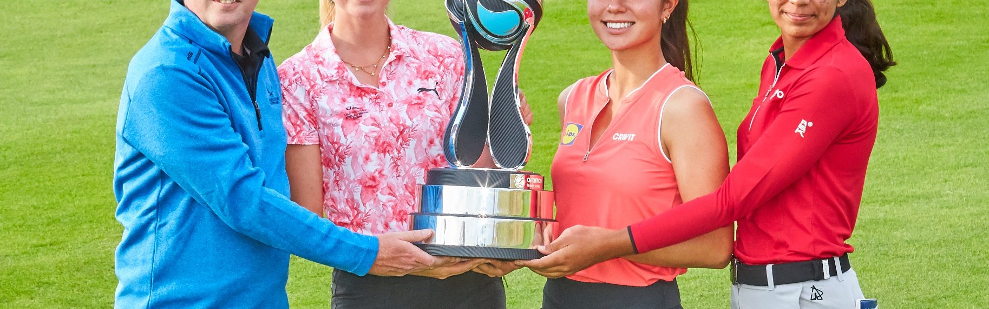 Team Cowan and Skarpnord take the honours at inaugural Aramco Team Series