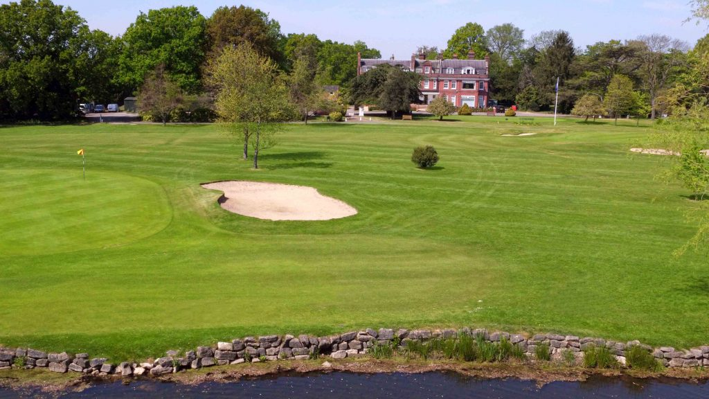 'It was a crazy time': How Bush Hill Park became England's best golf club