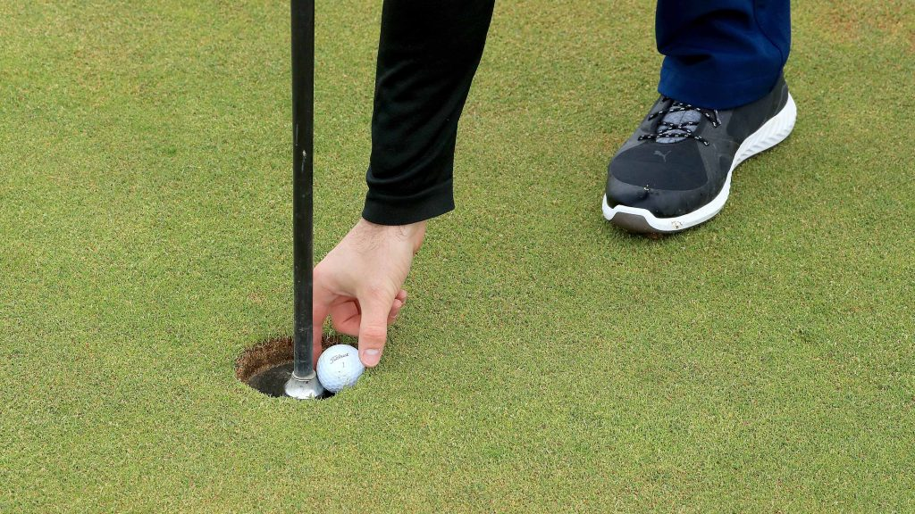 'Flagstick rules have not changed': Governing body's warning to golf clubs
