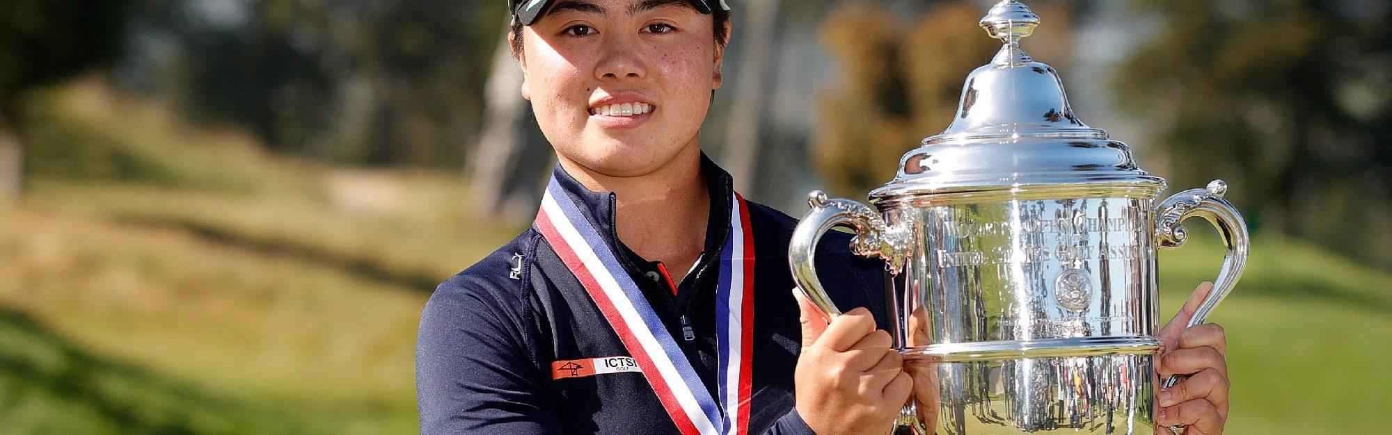 What's in Yuka Saso's US Women's Open-winning bag?
