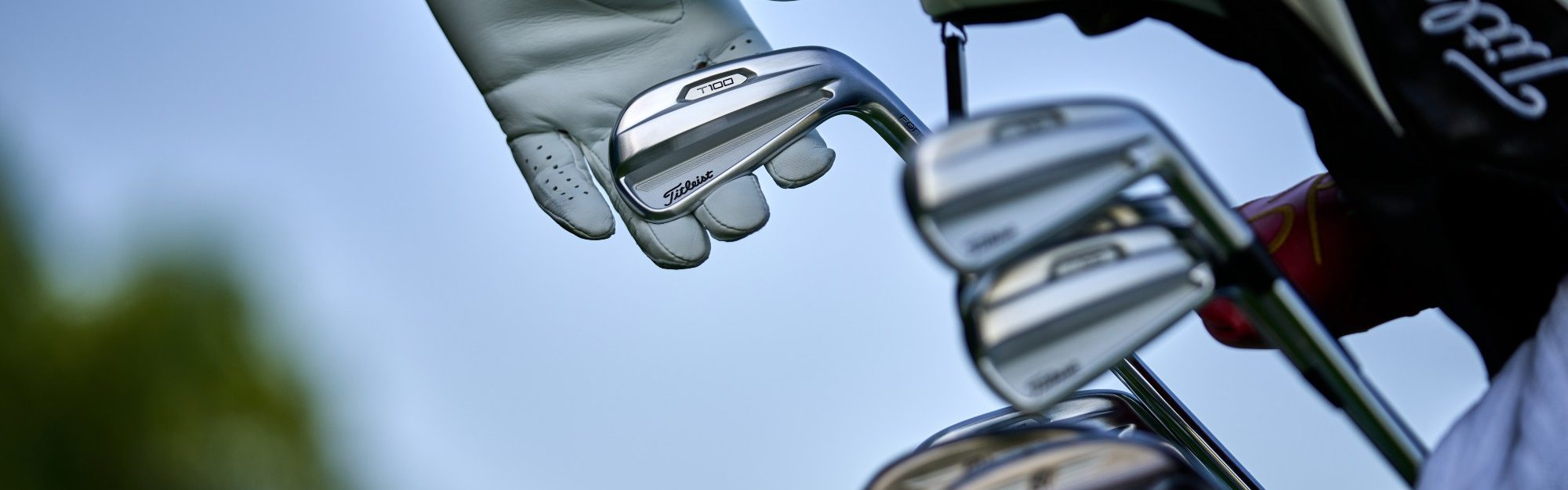 The new Titleist T-Series irons are here – and there's something for everyone