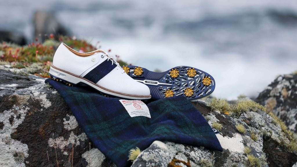 Steeped in history, packed with technology: FootJoy add Harris Tweed range to Premiere series