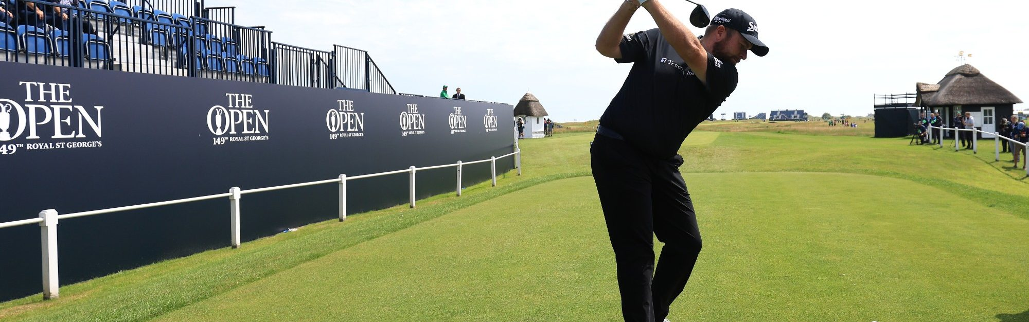 The Open tee times: Here's when each player will get underway at Royal St George's