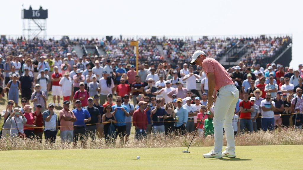 Surviving RSG: The secrets to getting the best out of watching live golf