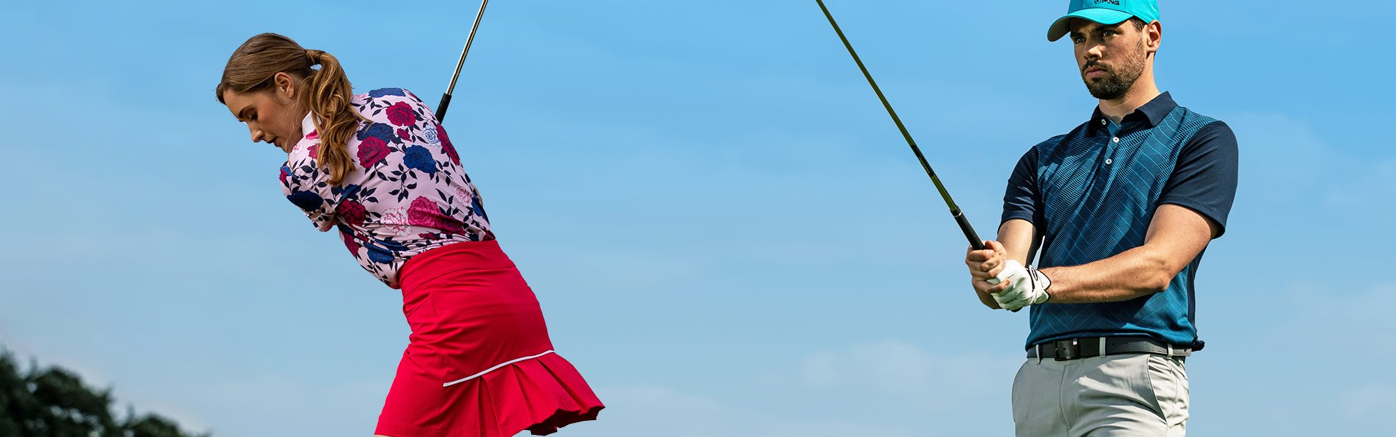 Ping Collection apparel: Get the right look this summer