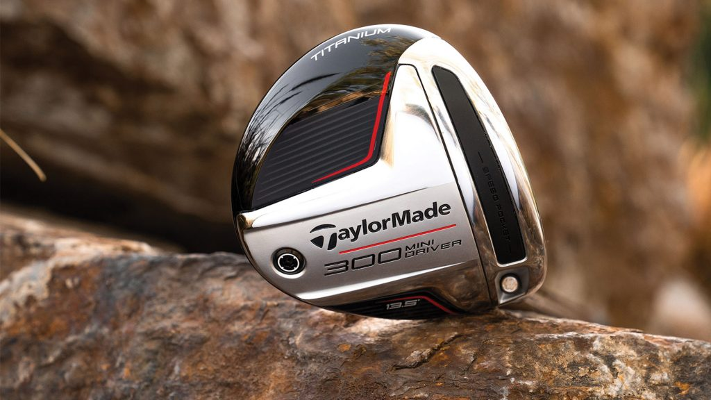 Back to the future: TaylorMade reintroduce 300 series with Mini Driver