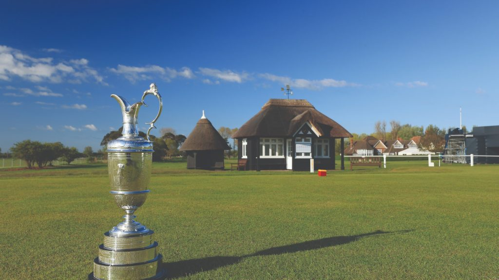 The wait is over for Royal St George's