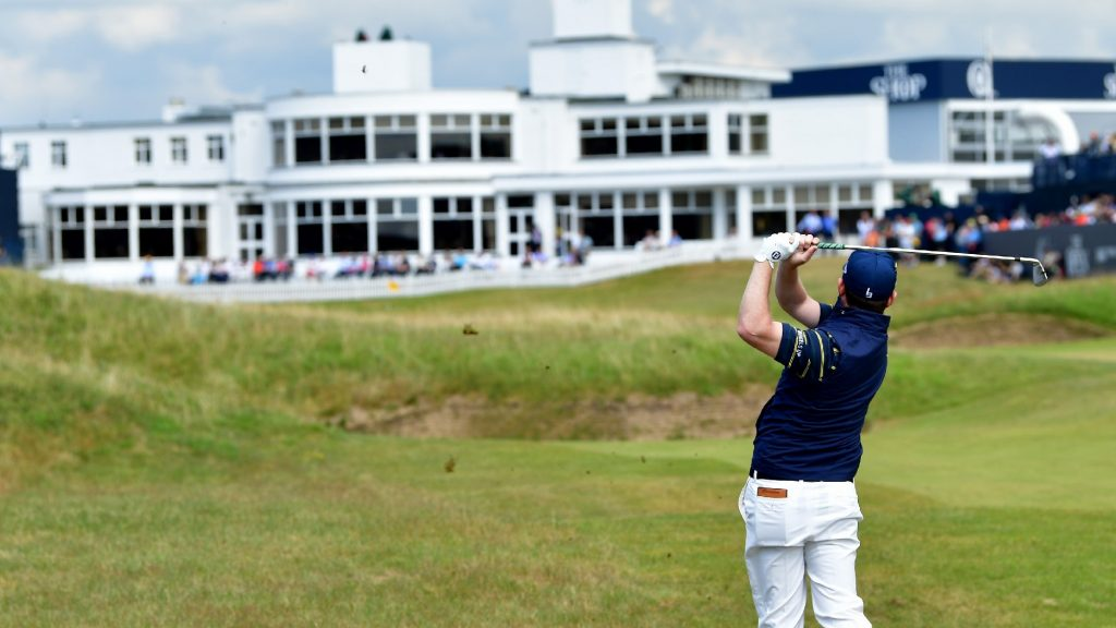 Lowest rounds of golf in major championship history