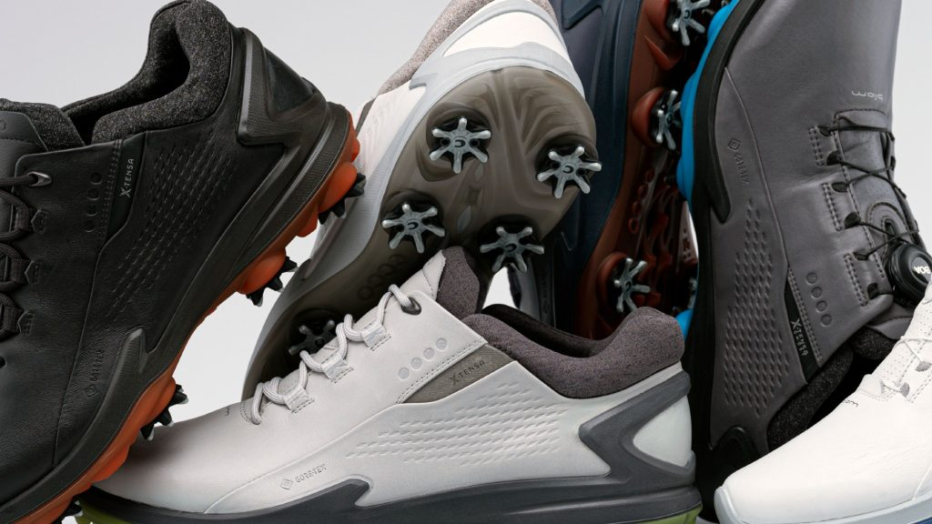 'I've worn Ecco Biom Hybrids for 36 holes – and still not wanted to take them off'