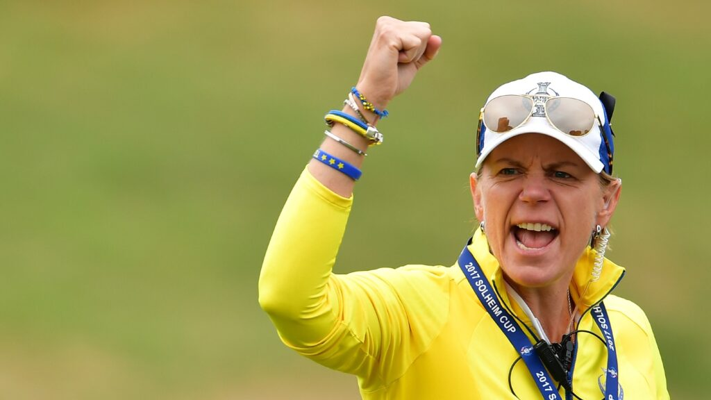 'One day Europe will dominate the Solheim Cup'