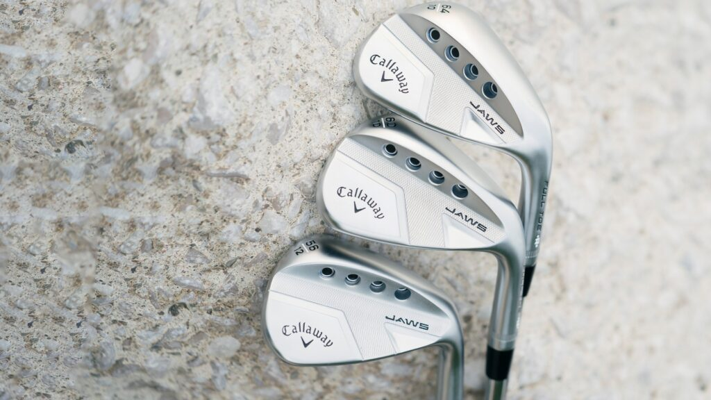 Callaway Jaws wedges are back – and with extra bite