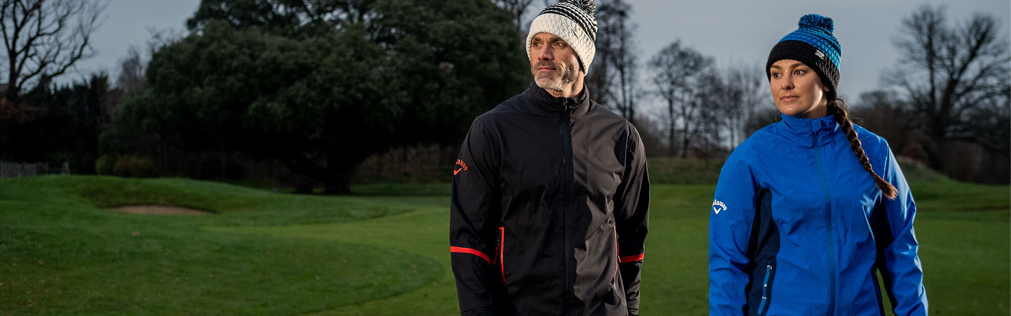 Callaway Apparel: Make sure you look the part this winter