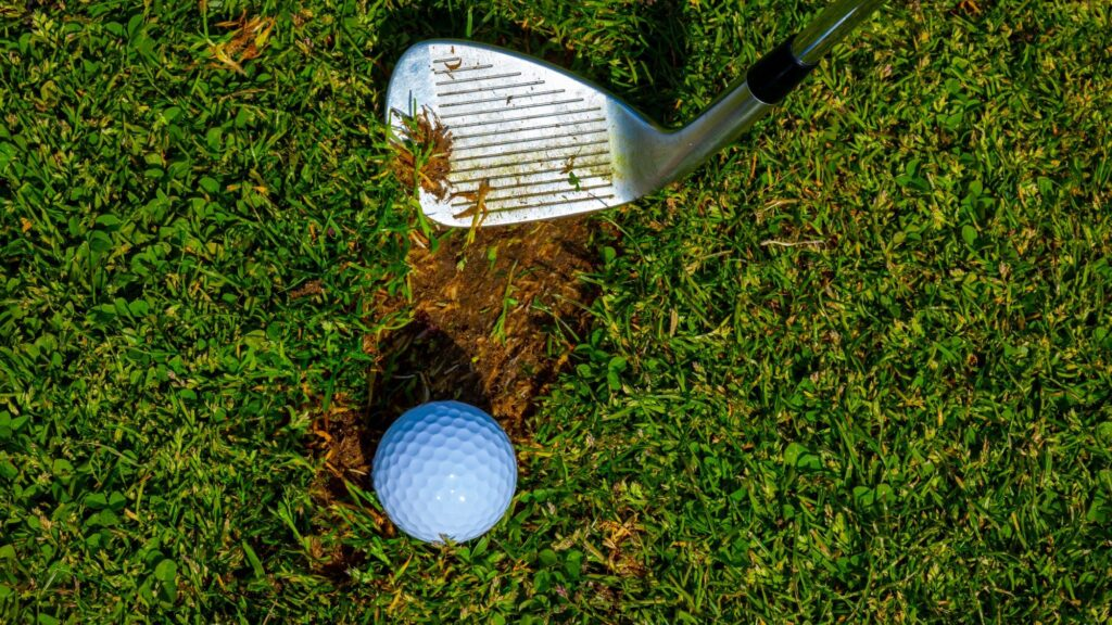 Rules of Golf Explained with John Paramor: Dropping out of a divot