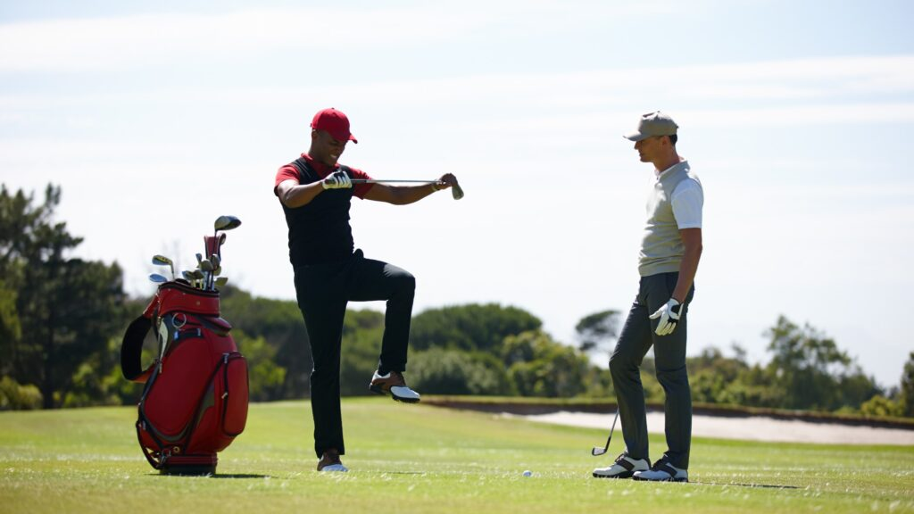 Are we guilty of being oversensitive when it comes to golf etiquette?