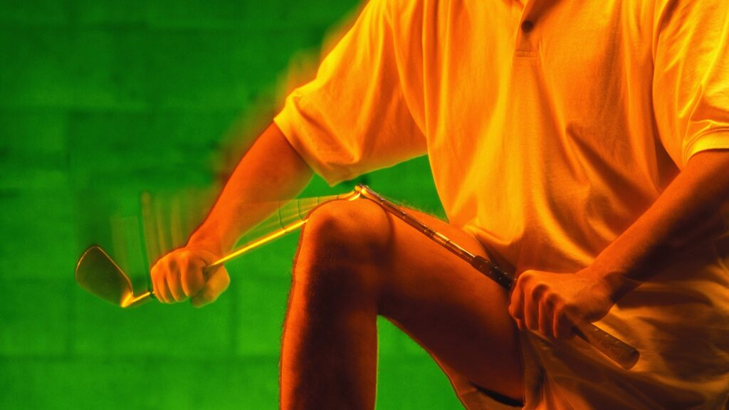 Angry Club Golfer: New to golf? Learn the etiquette or go back to playing football