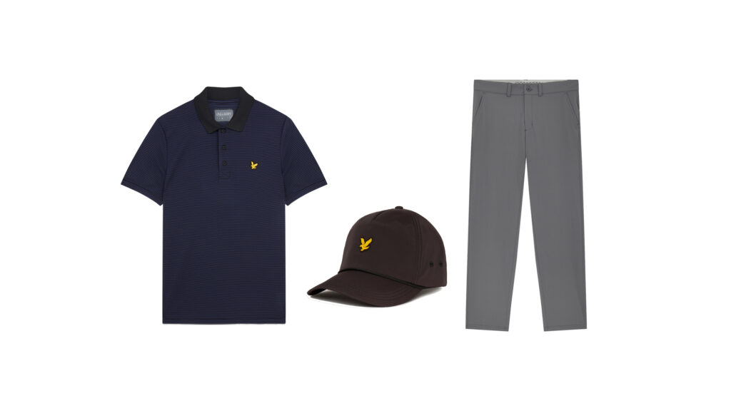 Win: A Lyle & Scott outfit worth £150