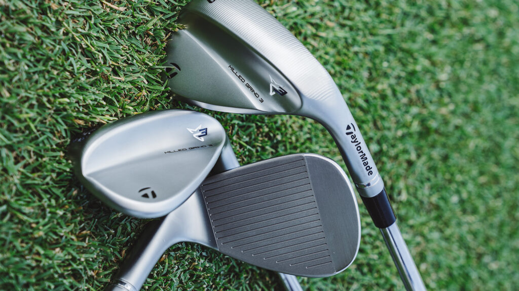 TaylorMade's MG wedges are back with a brand new look