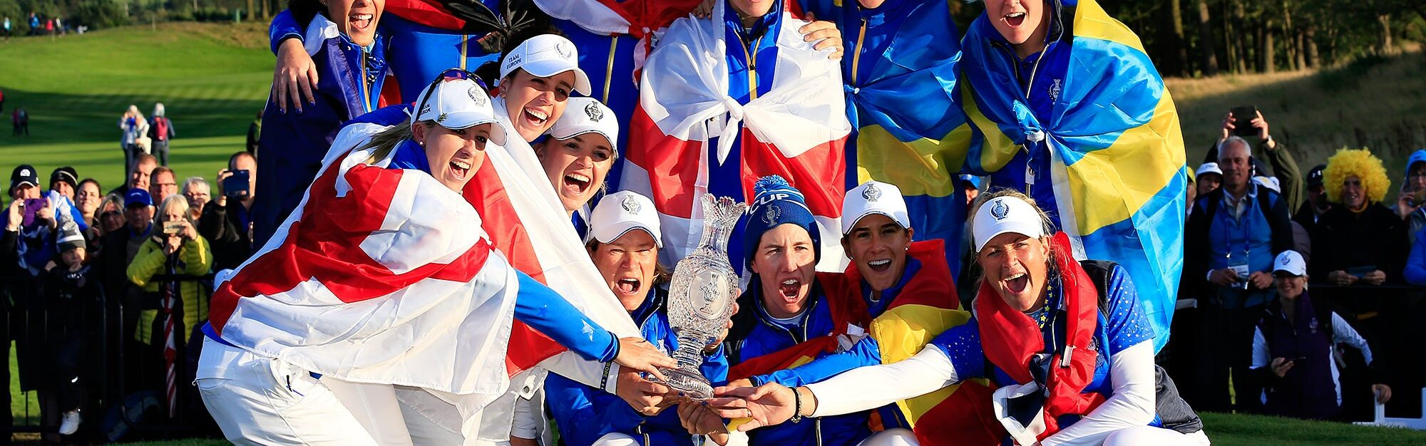 Solheim Cup standings: Who's heading to Inverness?