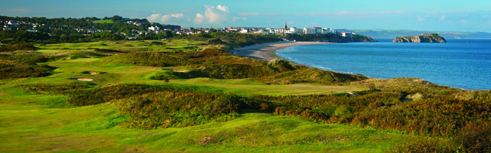 Tenby: The archetypal birthplace of Welsh golf