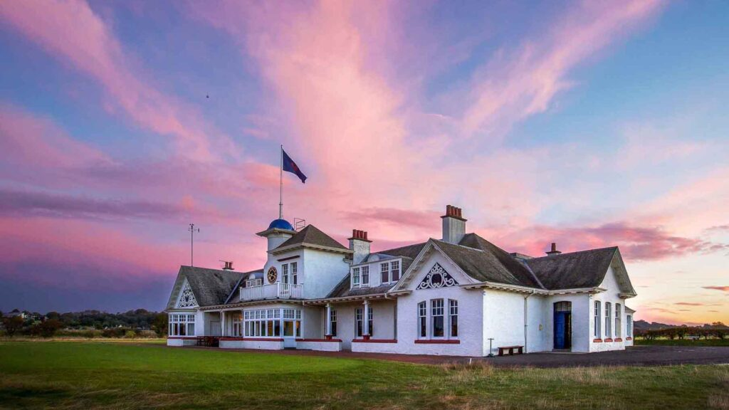 Panmure Golf Club delivers classical links golf on Carnoustie's doorstep