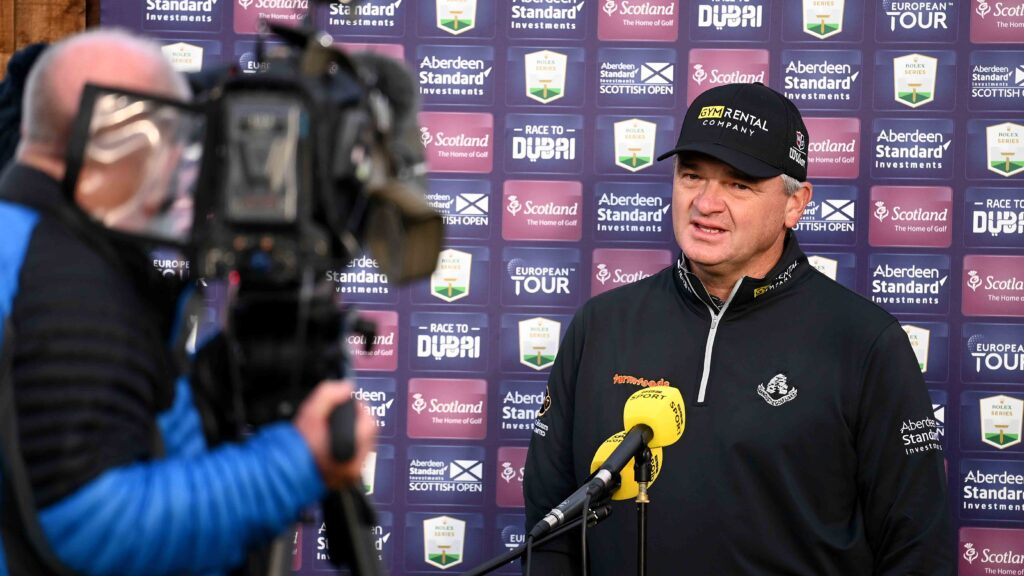 'It's the sort of mentality we've got to get rid of': Why Paul Lawrie says golf's 'rules' need to change