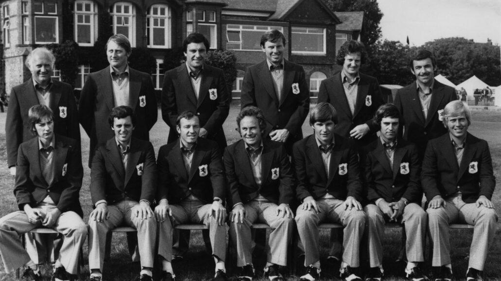 1977 Ryder Cup team