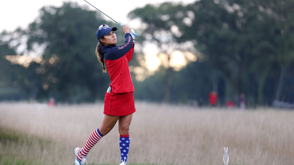 What's in Danielle Kang's bag?