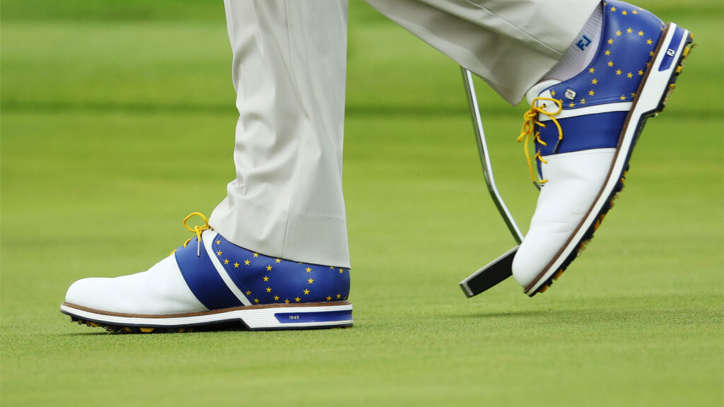 Looking for the perfect custom shoes? FootJoy have you covered