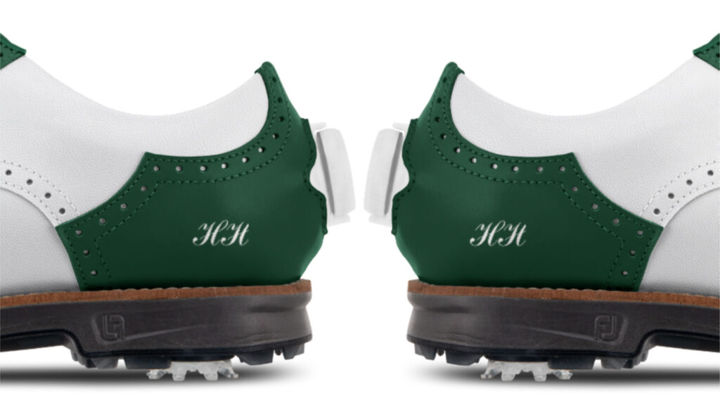 WIN: A pair of custom FootJoy MyJoy golf shoes designed by YOU!