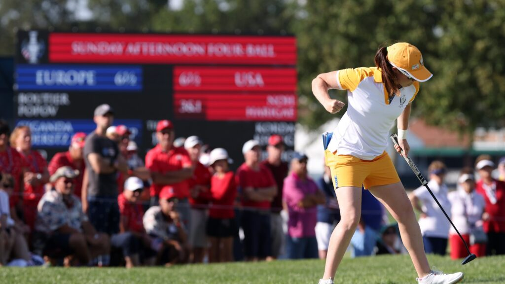 The Slam: It's the Solheim Cup that changed everything
