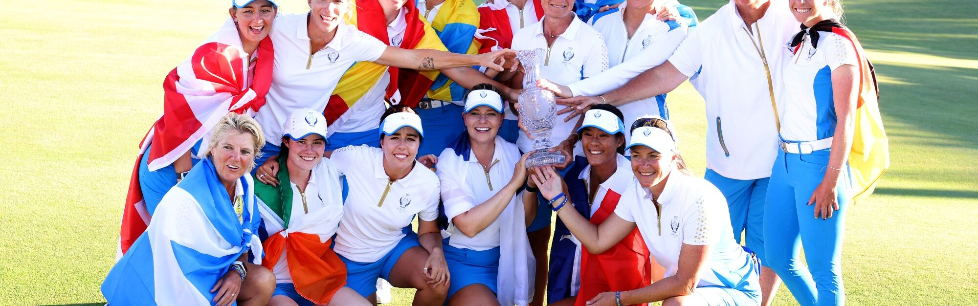 The Solheim Cup that changed everything