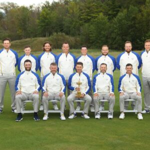 Can the boys in blue bring the Ryder Cup home?