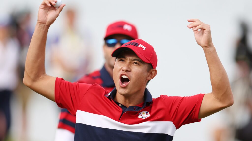 USA secure record-breaking victory at Whistling Straits