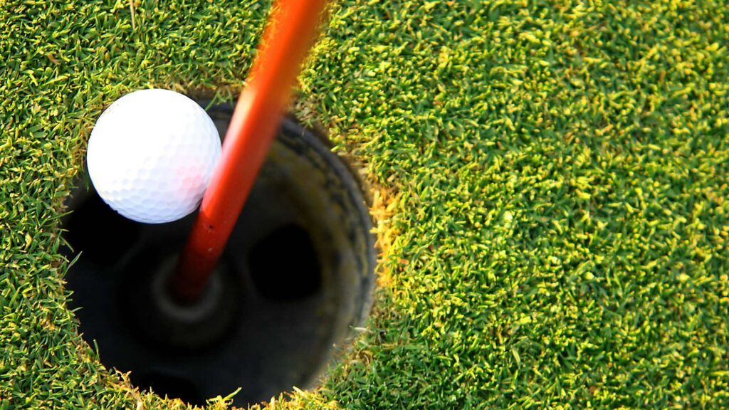 Rules of Golf explained with John Paramor: My ball is resting against the flagstick – is it holed?