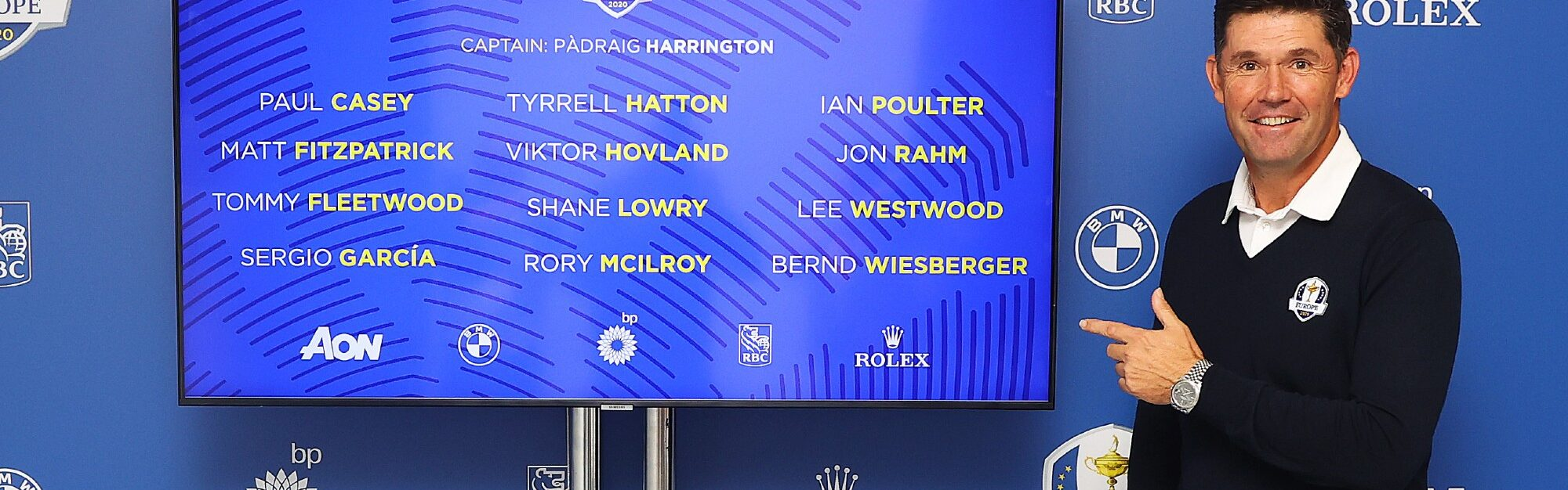 Ryder Cup wildcards named: Did Captain Harrington make the right choices?