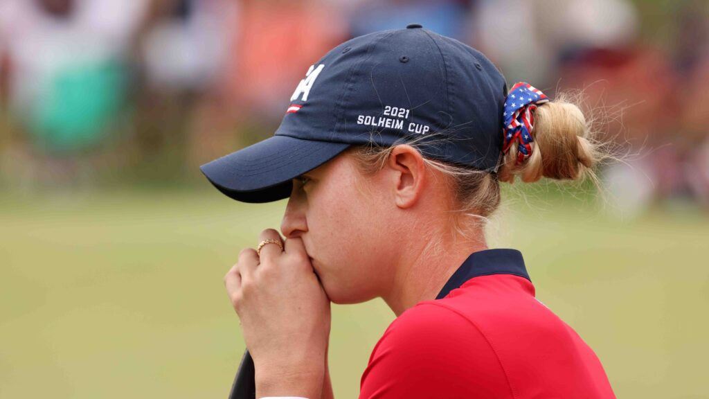 Why the controversial Solheim Cup ruling was right