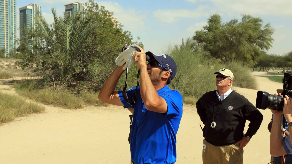 Rules of Golf Explained with John Paramor: What happens if your golf ball is stuck in a tree?