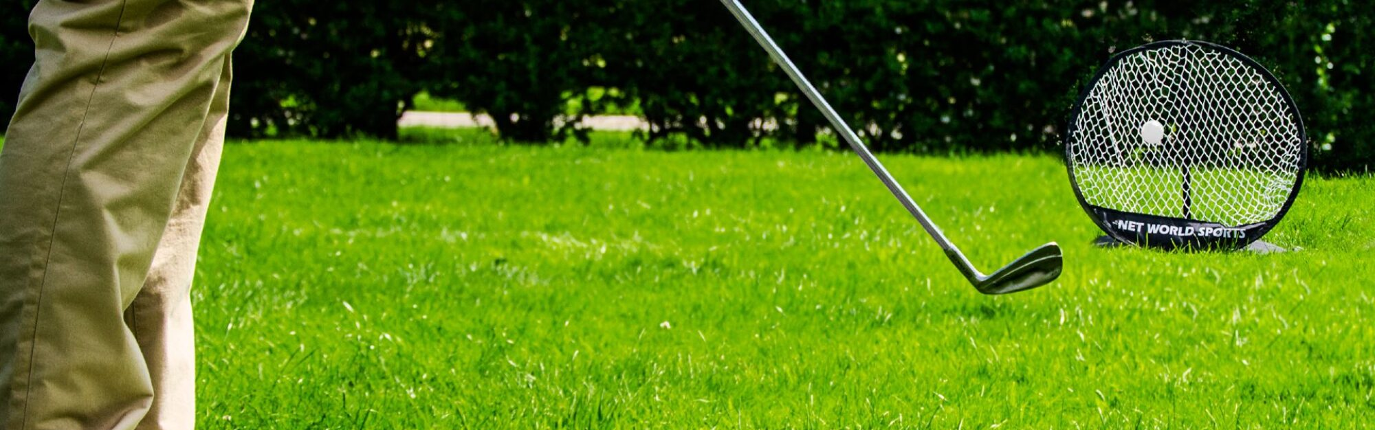 WIN: The ultimate home golf setup from Net World Sports!