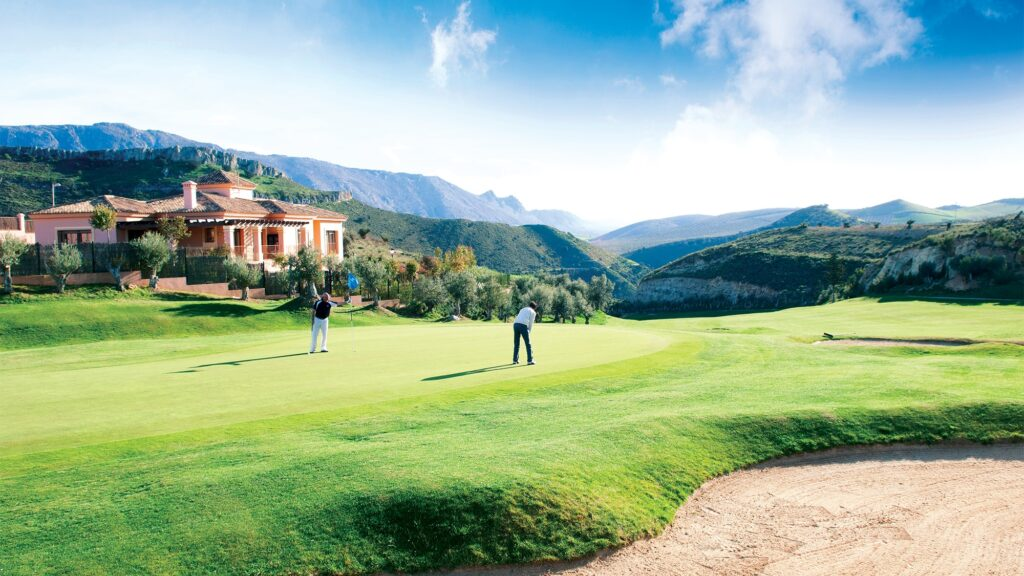 Three reasons to book a golf trip to the Costa Del Sol