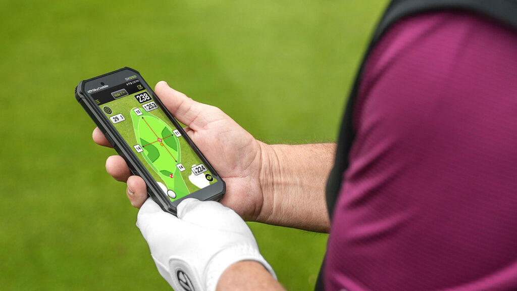 How do you make golf's most advanced GPS better? You make it bigger