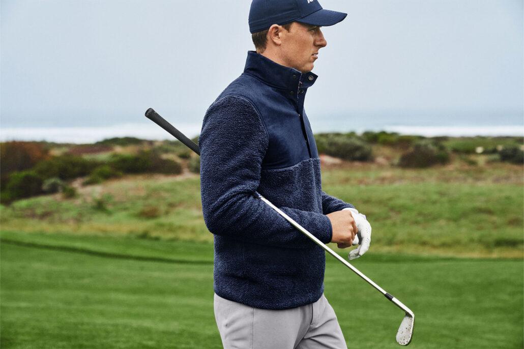 Under Armour golf apparel 2021