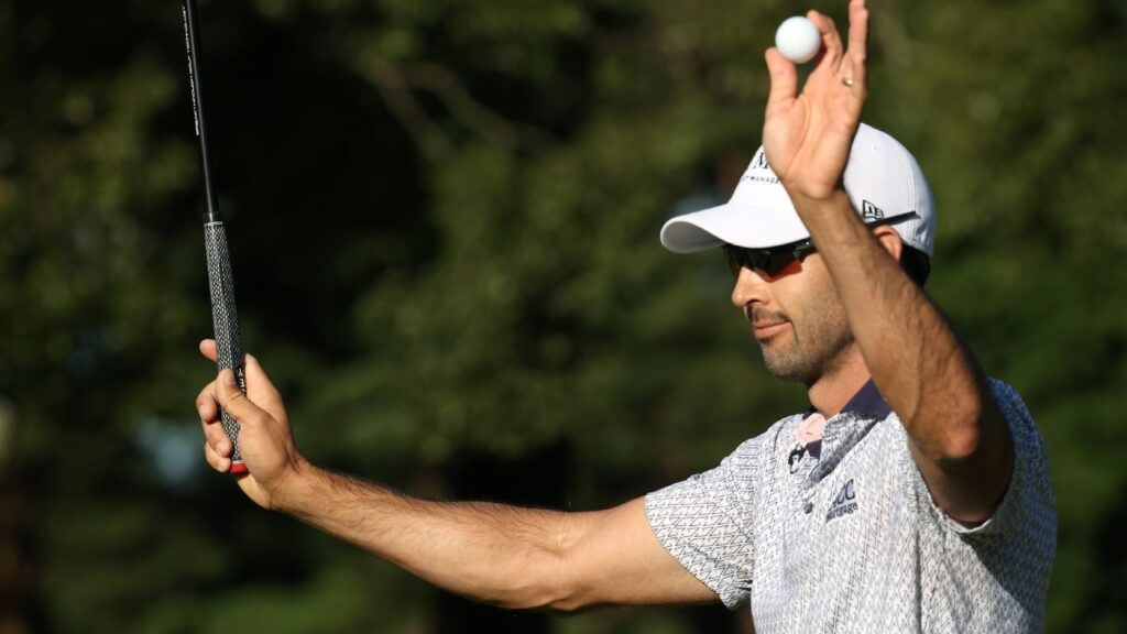 The ludicrous PGA Tour record that was so close to coming to an end