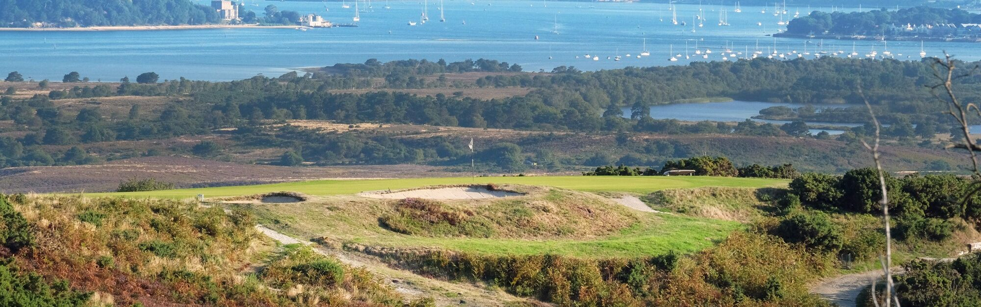 Isle of Purbeck: The breathtaking course with a special backstory